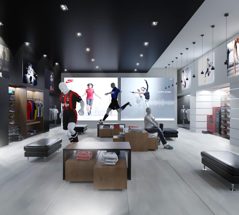 Спорт Магазин одежды и обуви фото