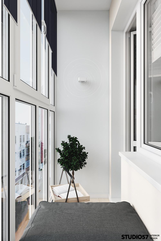 Балкон. Вид 2.